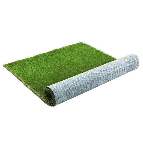 Primeturf Synthetic 30mm  0.95mx10m  9.5sqm Artificial Grass Fake Lawn Turf Plastic Plant White Bottom