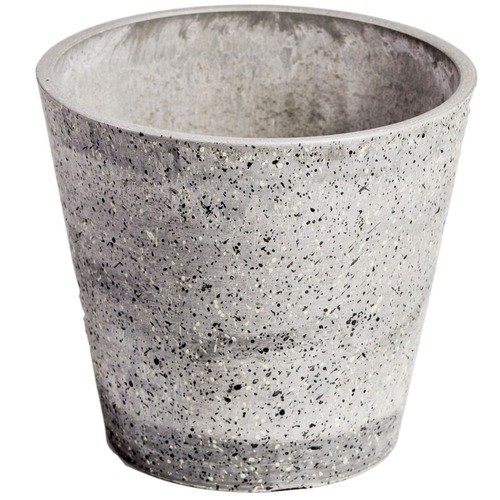 Imitation Grey Stone Pot 20cm